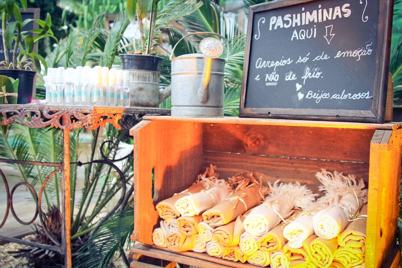 Mimos úteis - Casamento na Praia (Mara Perez)