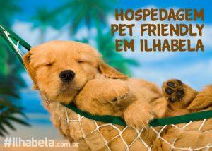 Hospedagem pet friendly em Ilhabela - Ilhabela.com.br