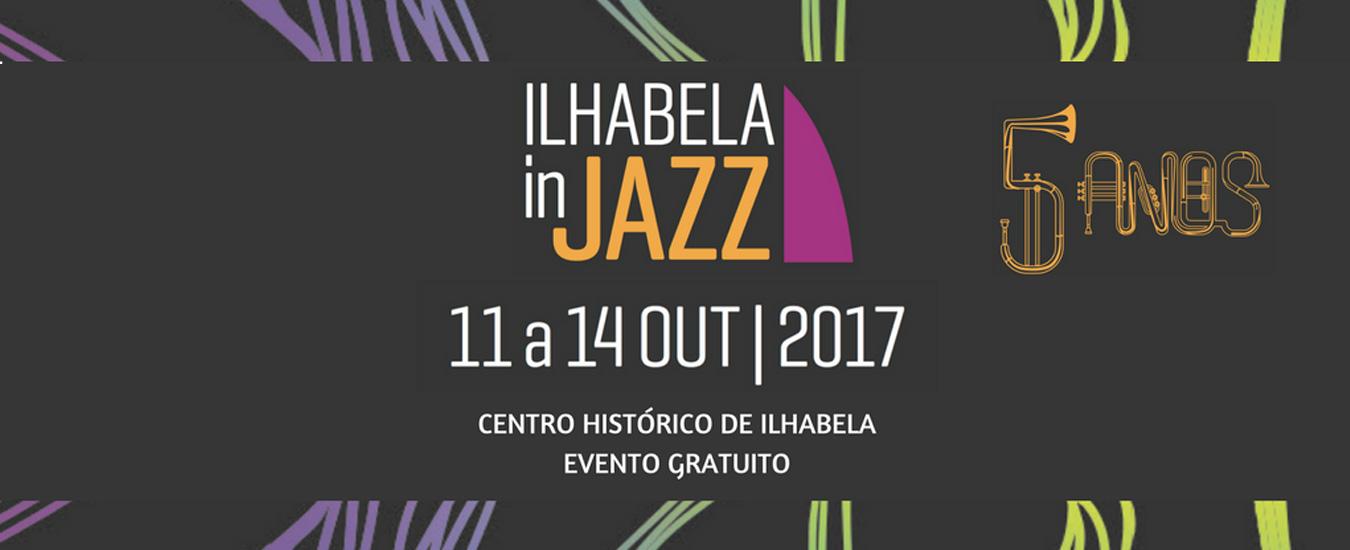 Ilhabela in Jazz 2017 - 5 anos