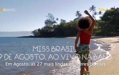 Miss Brasil Be Emotion em Ilhabela