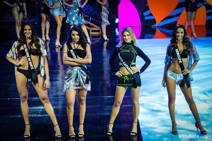 Miss Brasil 2017 em Ilhabela