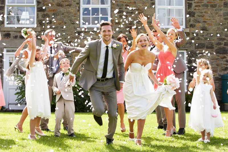 Lista de Convidados no Casamento