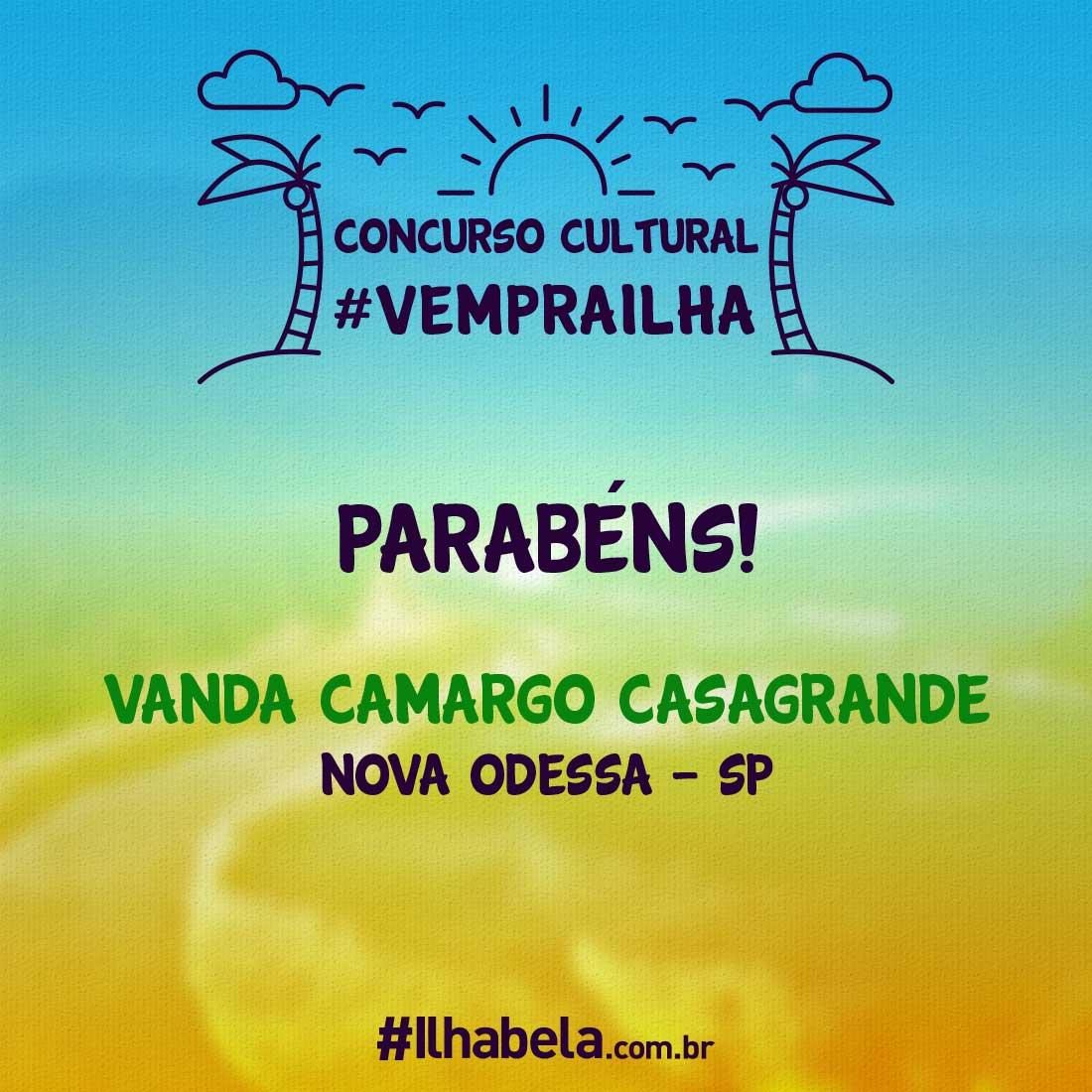 vencedor concurso cultural #vemprailha