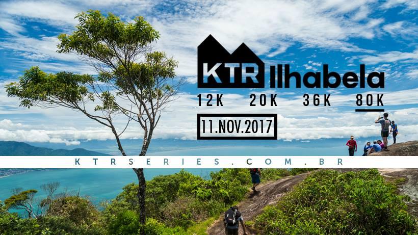 Kailash Trail Run - KTR em Ilhabela