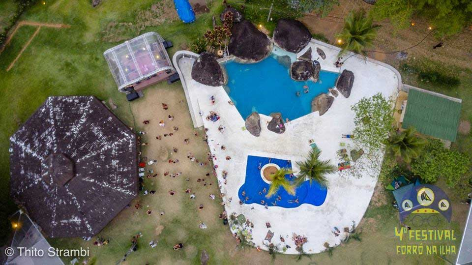 Ilha da Aventura Eco Park - Festival Forró na Ilha