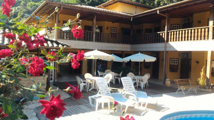 Velinn Hotel Santa Tereza em Ilhabela