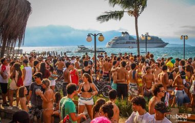 Carnaval 2018 em Ilhabela
