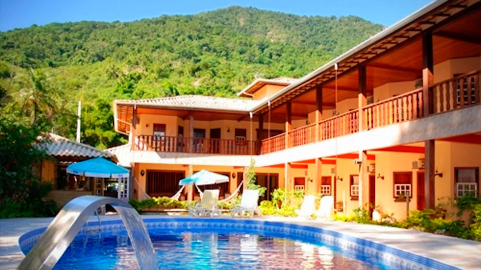 Velinn Hotel Santa Tereza - Ilhabela