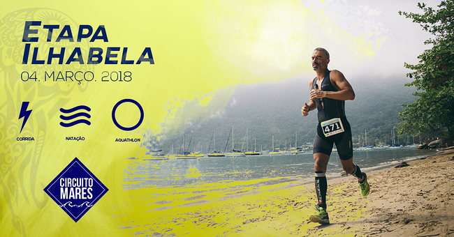 Circuito Mares 2018 em Ilhabela