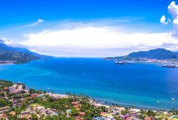 Ilhabela é nota máxima no Turismo Nacional