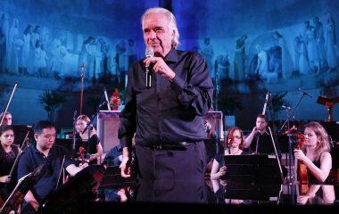 Concerto da Bachiana Filarmônica Sesi-SP em Ilhabela