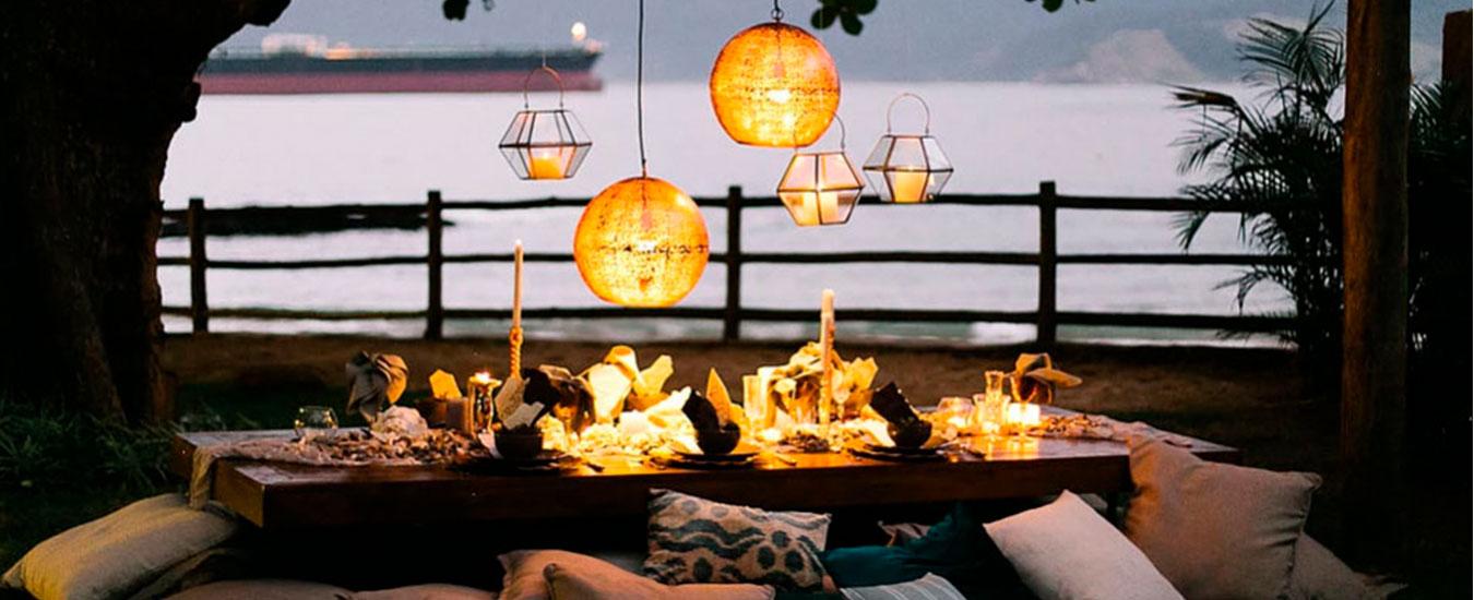 Casar em Ilhabela: Lugares e tendências de decoração - Casamento.Ilhabela.com.br