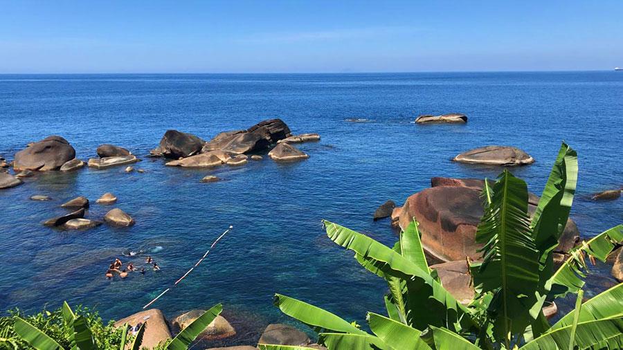 Bar de costeira - Restaurante Nova Iorqui - Ilhabela