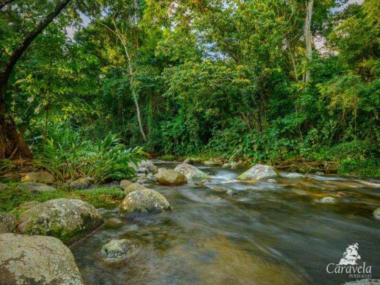 Velinn Caravela Pousada Bromélias - Pousada perto das cachoeiras em Ilhabela