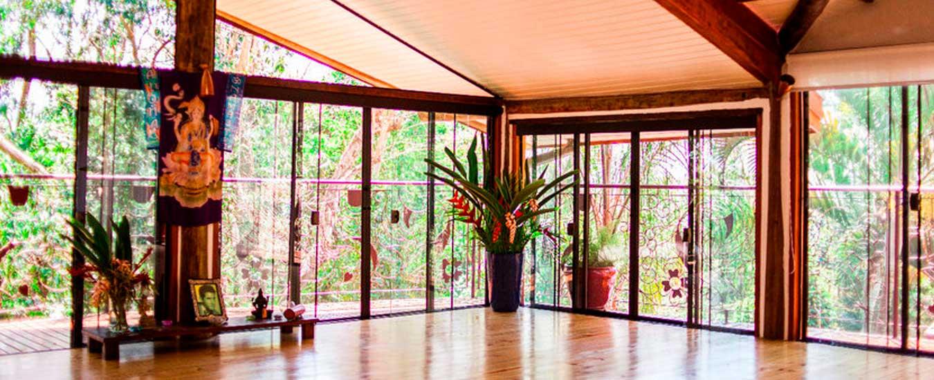 Curso de Formação em Yoga Integral em Ilhabela - Templo do Ser