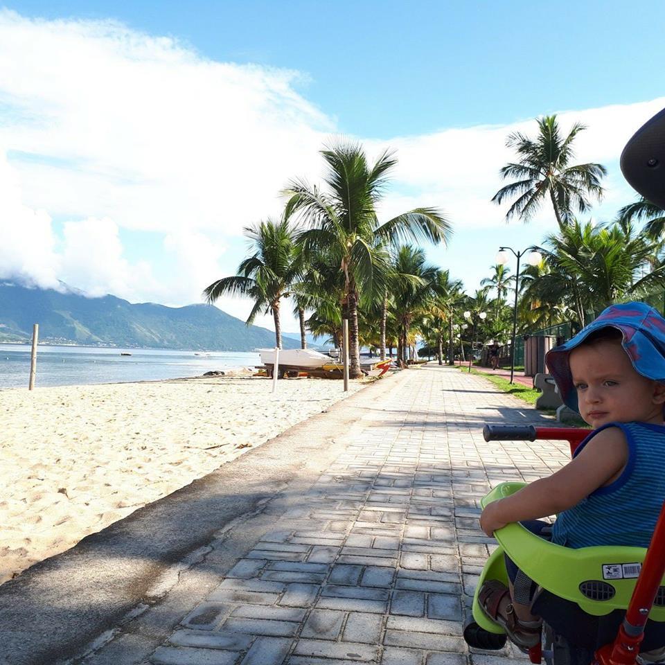 5 dicas pra viajar pra Ilhabela com bebê