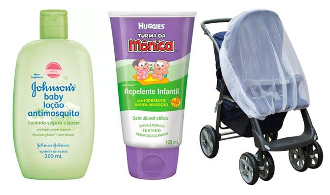 5 dicas pra viajar pra Ilhabela com bebê - Repelentes para bebês