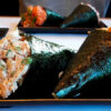 Onde comer salmão fresquinho na ilha