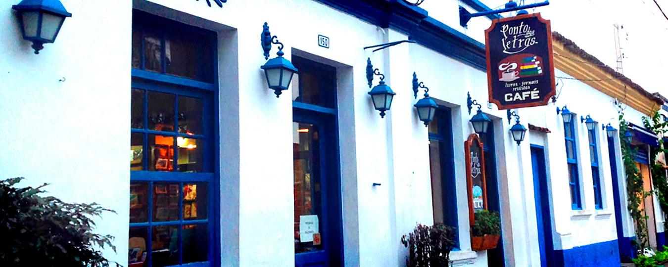 Onde tomar café na Vila em Ilhabela - Ponto das Letras