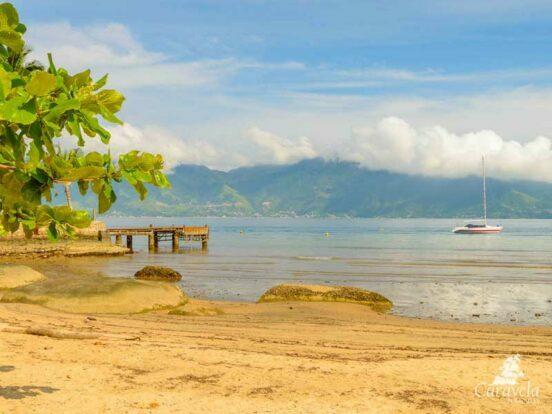 Velinn Caravela Pousada e Villas - Fazenda Siriúba -Pousada frente para o mar em Ilhabela