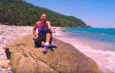 VÍDEO | A quase deserta Praia das Enchovas
