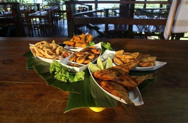 Restaurante Nova Iorqui - Ilhabela