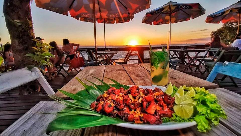 Restaurante Nova Iorqui Ilhabela