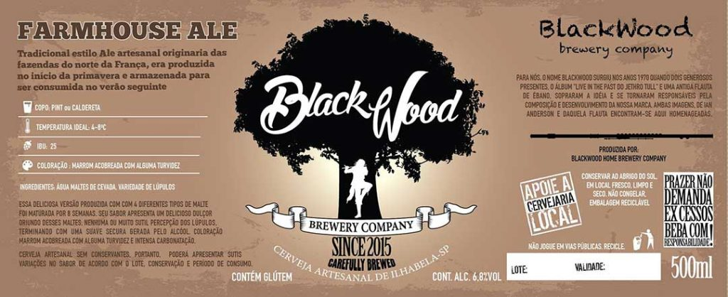 BlackWood Cervejaria Artesanal em Ilhabela