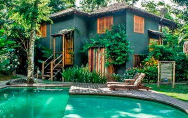 Casa em Condomínio no Sul de Ilhabela