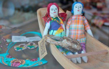 Mercado das Artes, artesanato local de Ilhabela e região