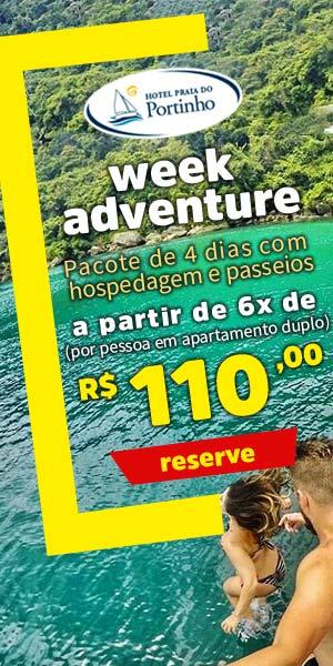 Hotel Praia do Portinho – Lateral Portinho