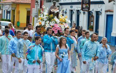 Semana da Cultura Caiçara – Congada de São Benedito
