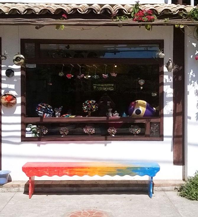 Mercado das Artes - Artesanato em Ilhabela