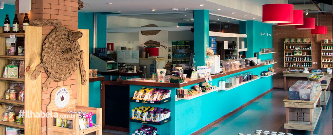 Empório Naturêba - Produtos naturais e alimentação saudável em Ilhabela 79add34f14