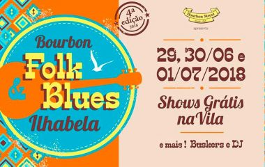4º Bourbon Folk & Blues Ilhabela