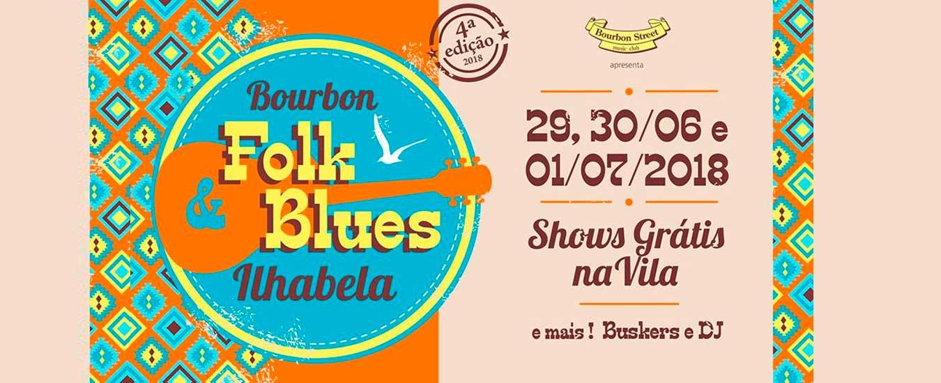 Festival Folk & Blues Ilhabela 2018