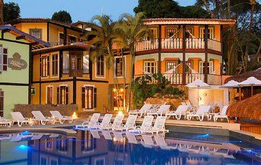 Porto Pacuíba Hotel em Ilhabela