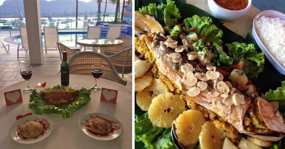 Restaurante Nova Iorqui Vila