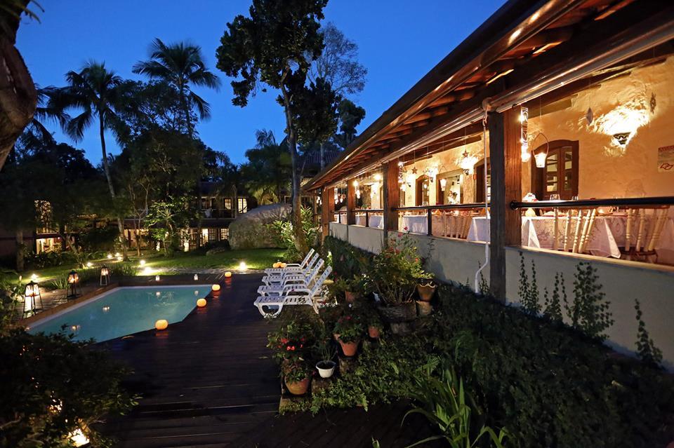 Restaurante Portofino - Porto Pacuíba Hotel em Ilhabela