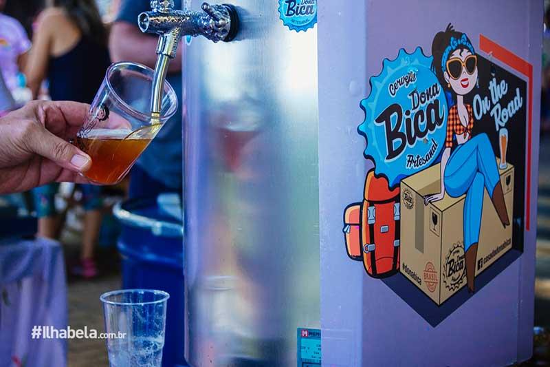 Dona Bica Cerveja Artesanal em Ilhabela