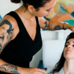 Curso de Maquiagem Profissional e Auto Maquiagem com Mychelle Pavão - A Bela da Ilha