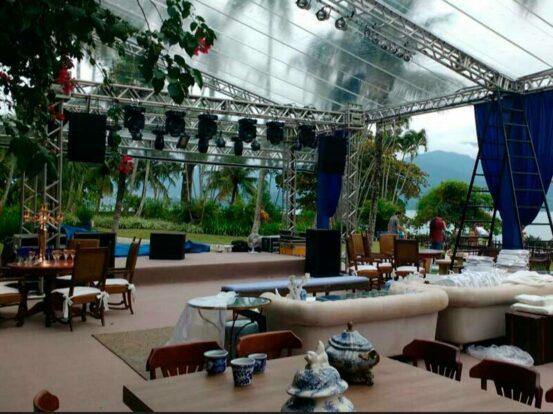 Alugtendas - Locação para eventos em Ilhabela