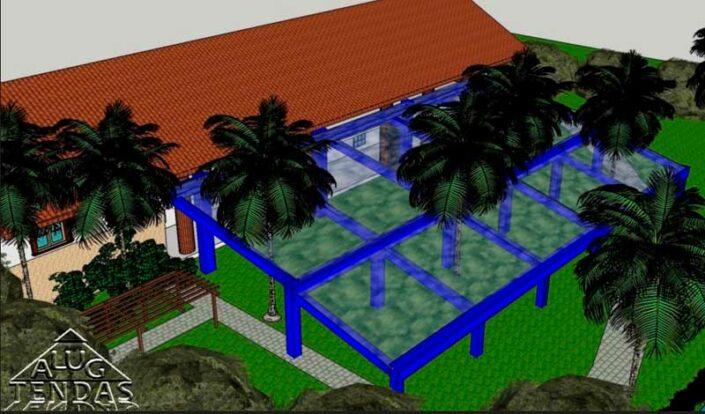 Projeto Alugtendas - Locação para eventos em Ilhabela