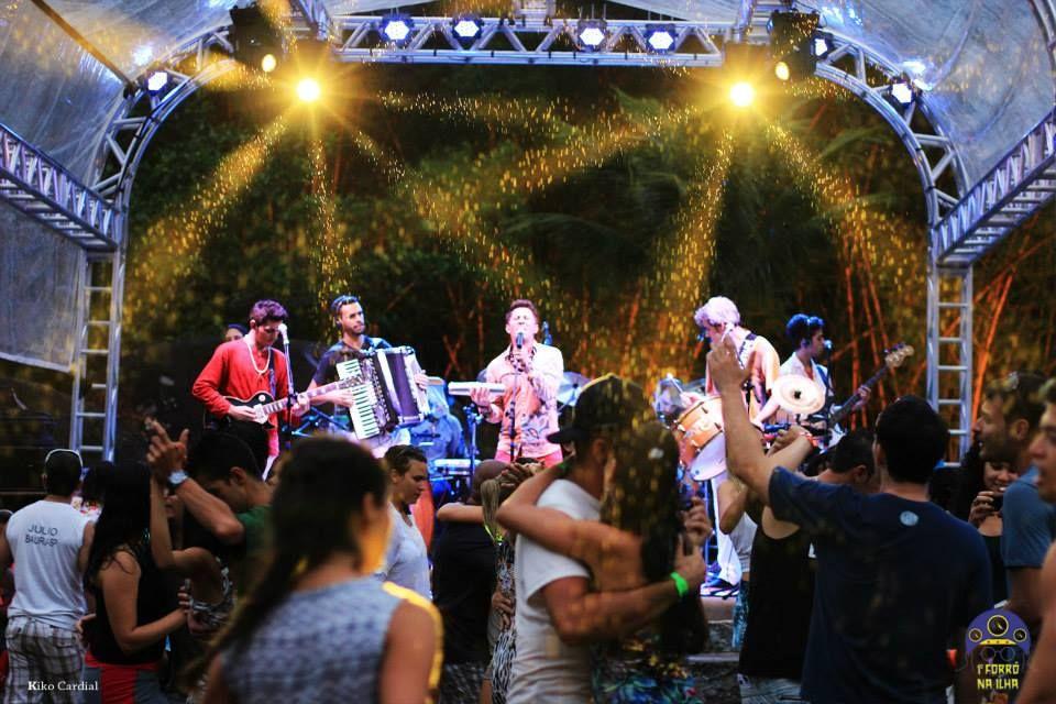 Festival Forró na Ilha