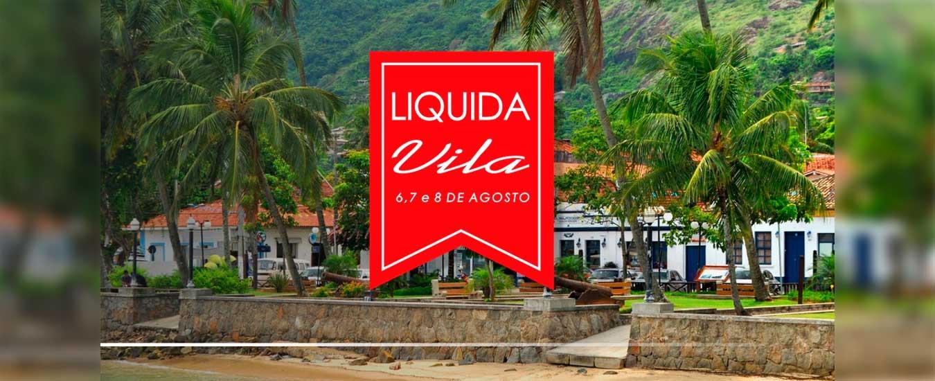 Liquida Vila Ilhabela 2018