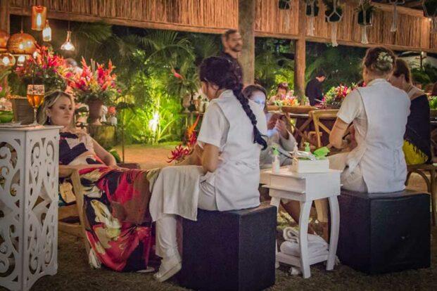 Maíra Benassi - Spa dos Pés / Massagem para Casamentos em Ilhabela