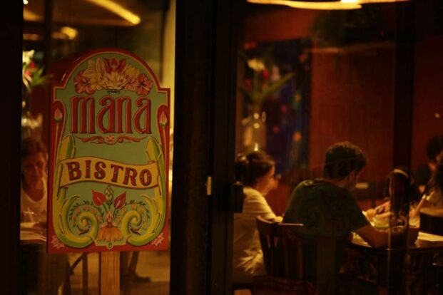 Mana Bistro - Restaurante Templo do Ser Ilhabela