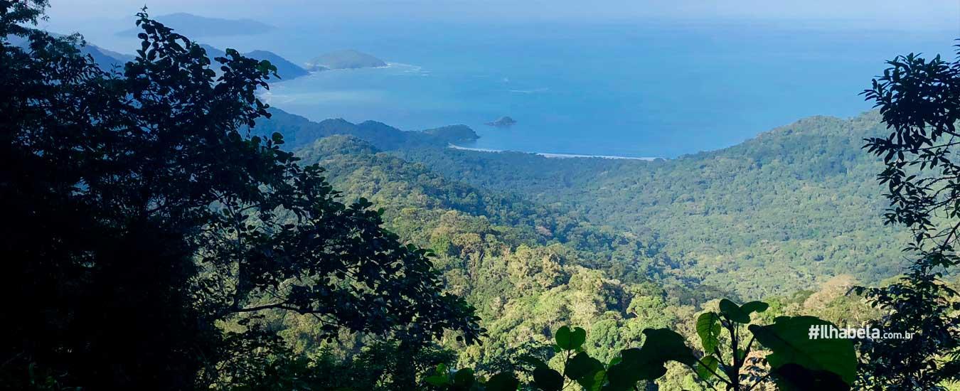 Parque Estadual de Ilhabela - Mirante de Castelhanos - Ilhabela.com.br