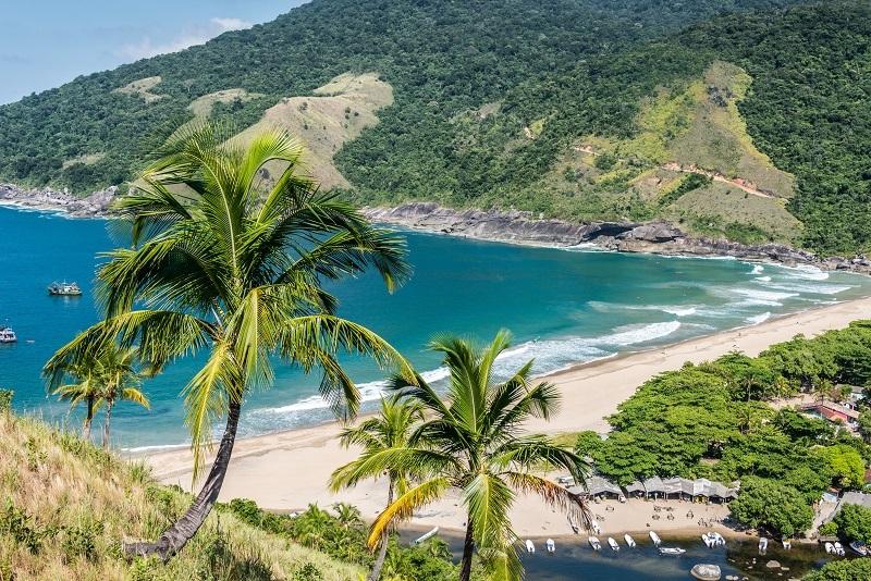 Praia do Bonete em Ilhabela - Shutterstock