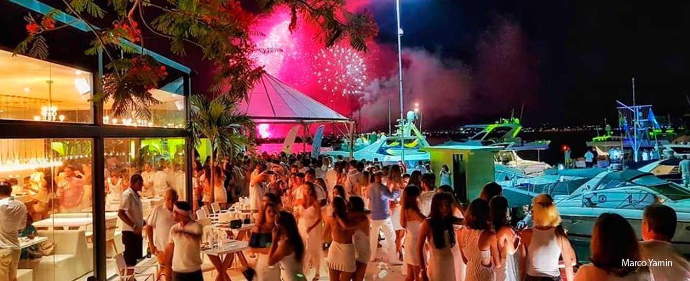 Reveillon 2019 em Ilhabela - Gold Beach Club